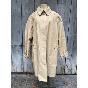 Lands' End Waterproof Mac Coat